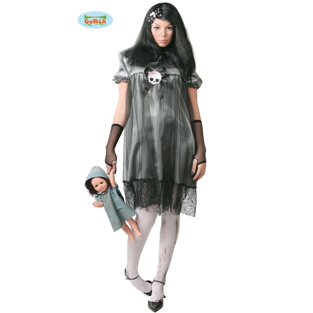 vestito da bambola assassina