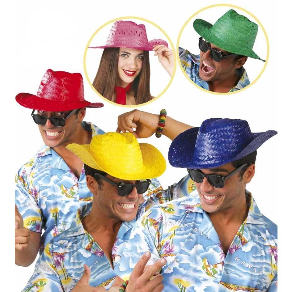 CAPPELLO IN PAGLIA COLORATI - Cappelli - Accessori Shop Online Costumi 622c862f0c9b